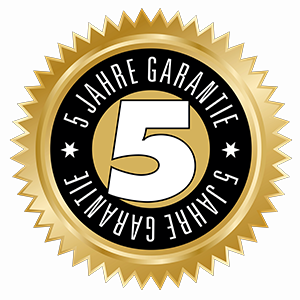 5 Jahre Garantie - Kaffee Technik Trier